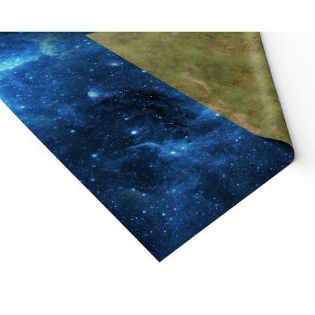 """Protoplanetary Nebula 72"""" x 48"""""""