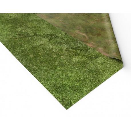"Heroic Grass 48"" x 48"""