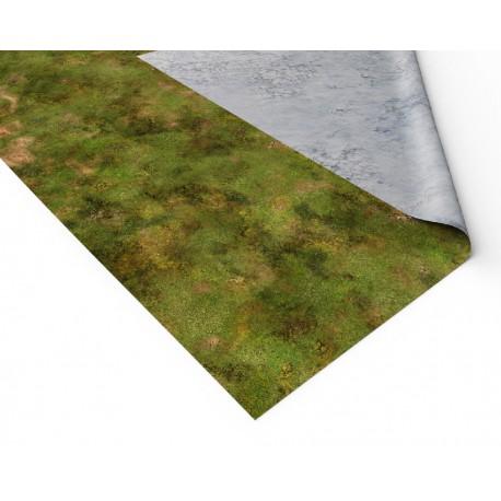 """Grassland 48"""" x 48"""""""