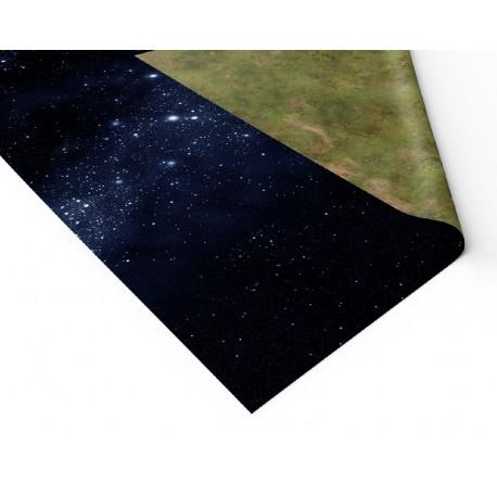 """Milky Way 48"""" x 48"""""""