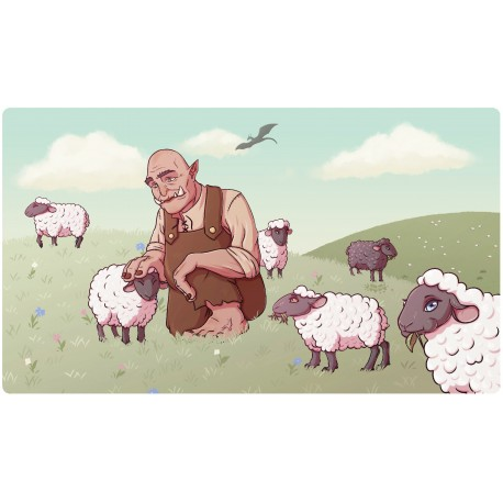 Ogre Shepherd
